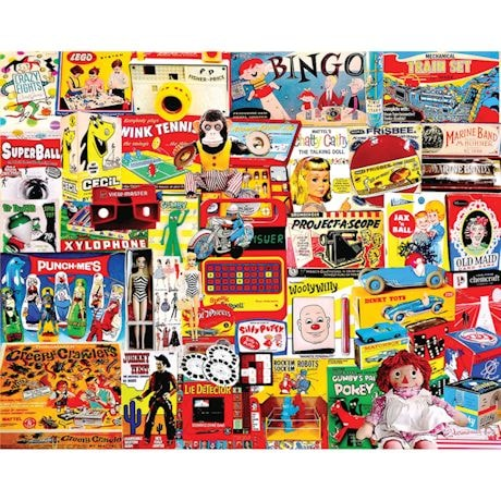 When I Was A Kid I Had One Of Those Puzzle