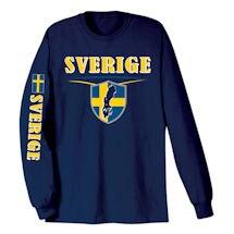 International Shirts- Sverige (Sweden)